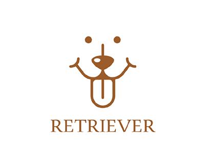 Golden Retriever logo