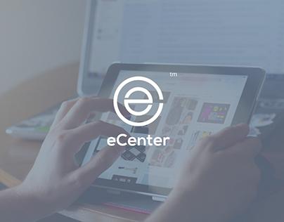 eCenter Branding (logo)