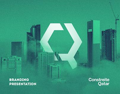 Constreite Qatar Branding
