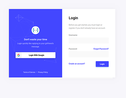 Login Sample 2 Html y Css3