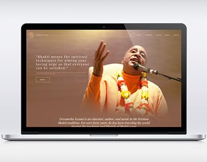 Monk website