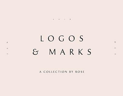 Logos & Marks - Logofolio