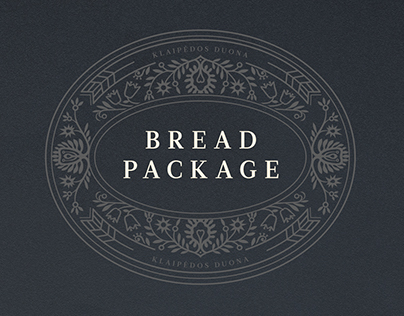 Packaging for a premium line of breads