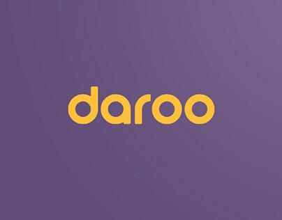 Daroo – Brand Identity