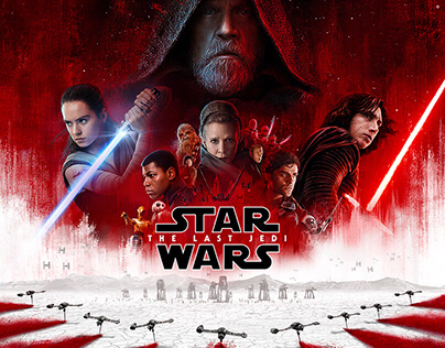 Star Wars: The Last Jedi Key Art
