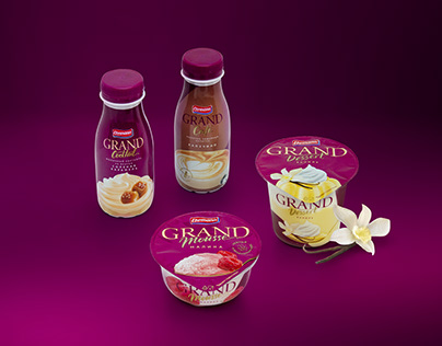 Grand Dessert - enjoy the moment!