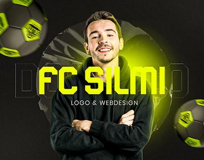 FC SILMI - Logo & Webdesign