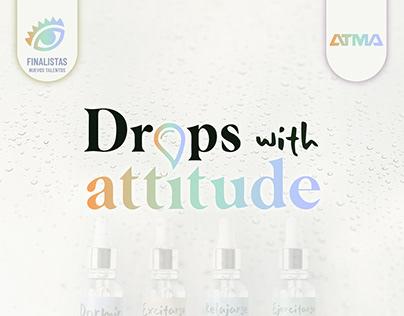 Drops with attitude - ATMA Nuevos Talentos 2020