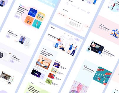 Quinto web application