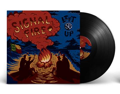 Branding Design - Signal Fire Band