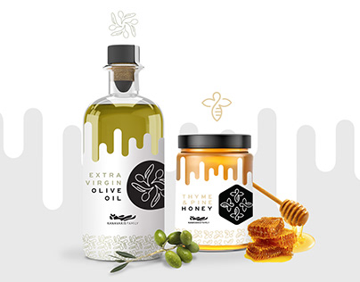 Greek traditional products design