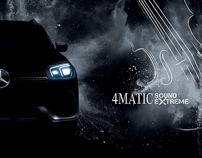 4MATIC SOUND EXTREME By Mercedes-Benz