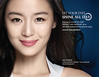 ACUVUE DEFINE Campaign 2015/16