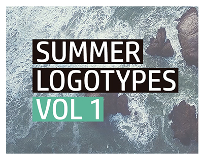 Summer Logotypes Vol 1