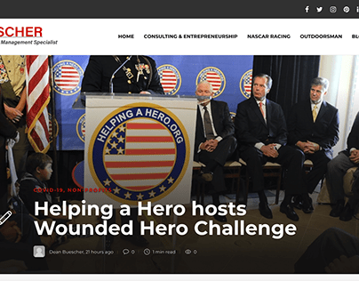 Helping a Hero hosts Wounded Hero Challenge