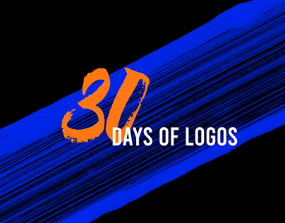 30 Days of Logos Challenge