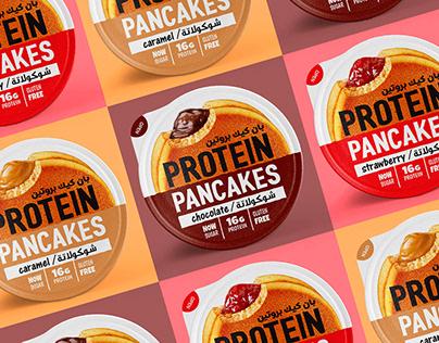 "Design of protein pancakes TM ""Amalfi food"" Bahrain"