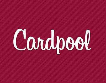 Cardpool iOS App