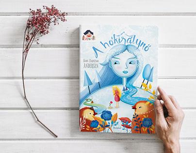 Snow Queen -book cover