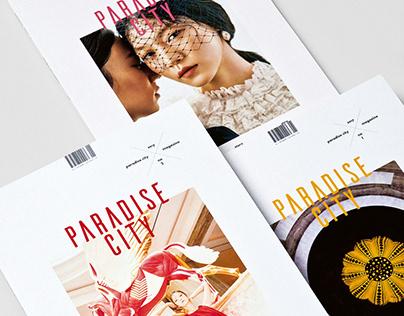 PARADISE CITY Magazine