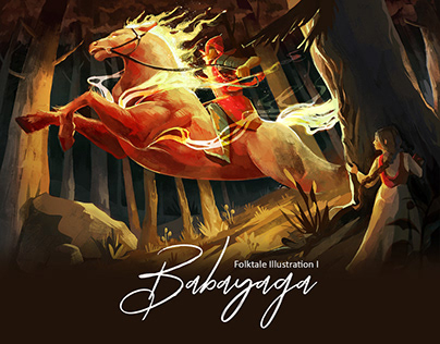 Babayaga- The Red Rider