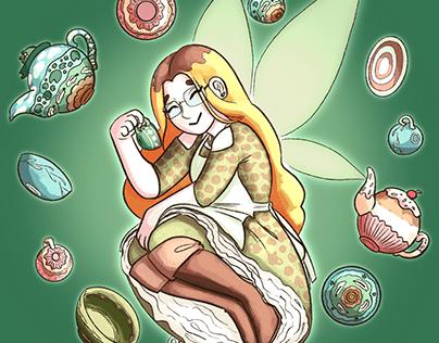 Crockery Fairy