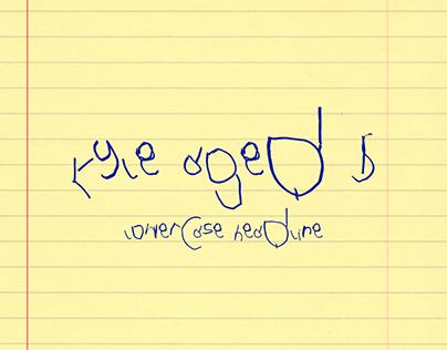 LRC Type - Kyle Aged 5 (Free)