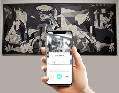 Where Art Though | AR-powered app for art lovers