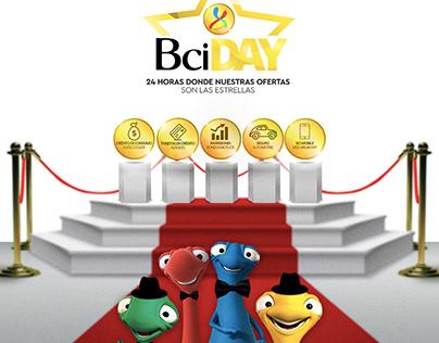 año 2017 - Creación campaña CYBER DAY bancario