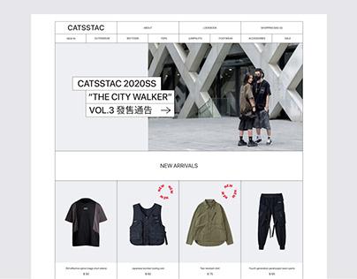 CATSSTAC e-commerce