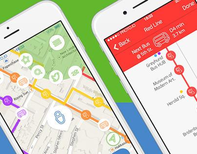 EnsignBus App