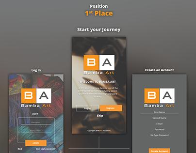 Bits App Challenge 2016 - 1st Place
