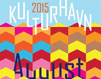 Kulturhavn Festival 2015 poster competition