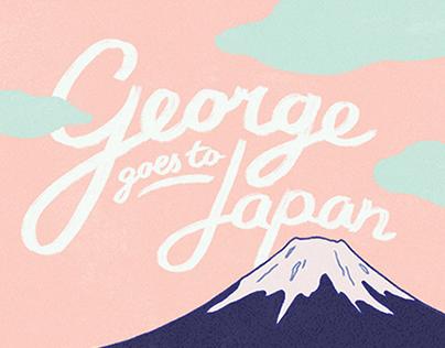 George Goes to Japan
