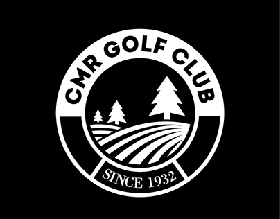 CMR Golf Course Branding