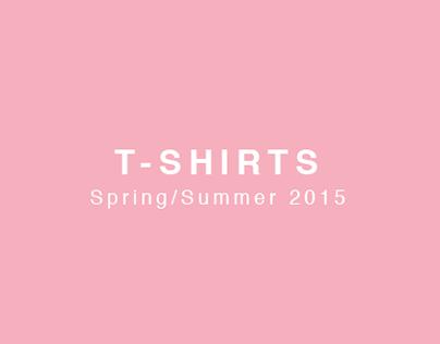 SS 2015 T-Shirts