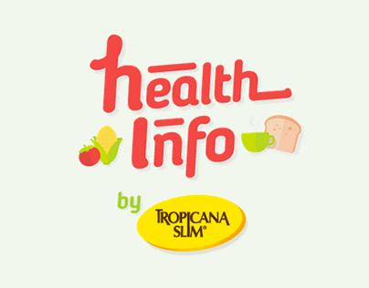 Health Info Video by TROPICANA SLIM