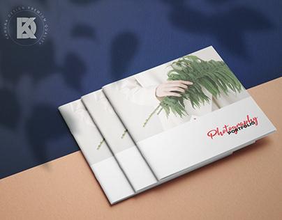 Photo Portfolio Square Brochure