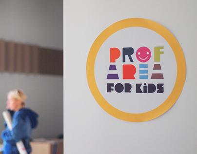 Logo for the Children's Festival