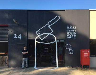 Hansa's Chopping Block & Smokehouse Cafe
