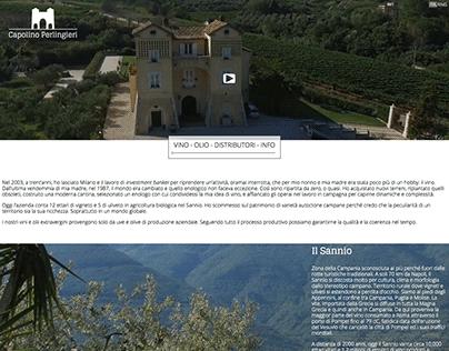 capolinoperlingieri web site