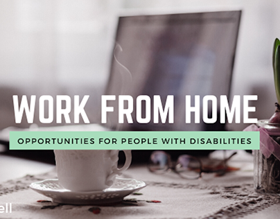 Work From Home Opportunities for People With Disability
