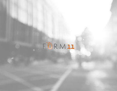 Form11 Brand Identity and Stationary Design