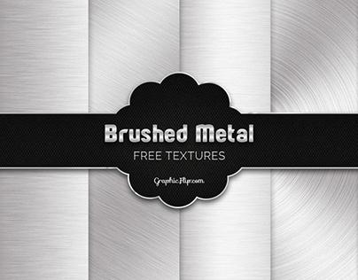 Free Brushed Metal Textures