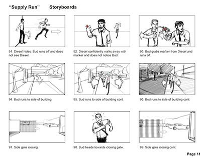 Storyboards V2