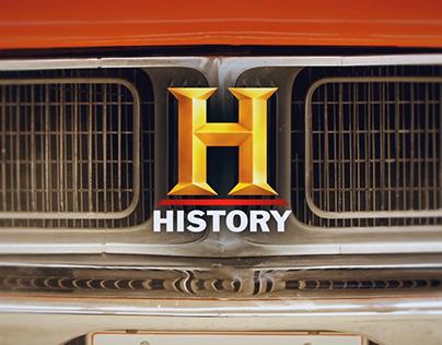 History Channel's: Car Week