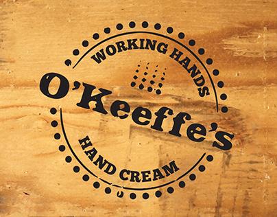 "O'Keeffe's Working Hands Hand Cream - ""Work On"""