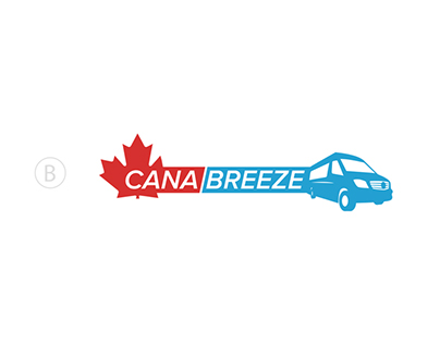CanaBreeze Tours Logo Design