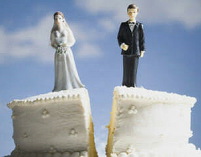 Fewer and fewer Americans are getting divorced, with th