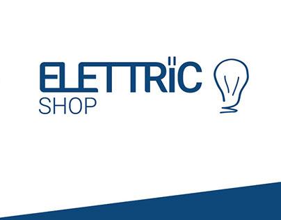 Elettricshop/ Restyling logo & website